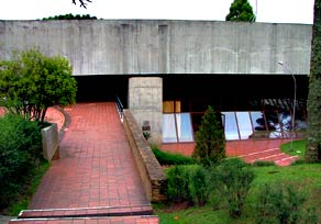 Auditorio Claudio Santoro